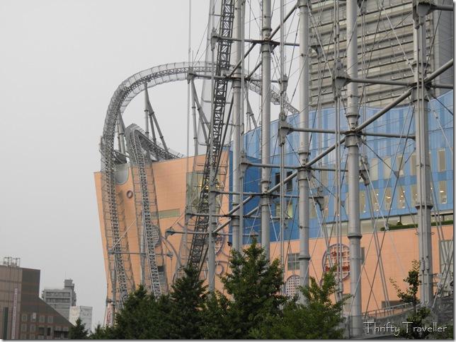 Funfair at Tokyo Dome City