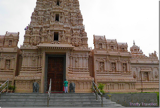Gopuram of Sri Shakti Temple, Bukit Rotan