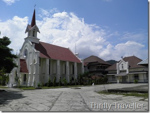 St Leo's Chapel, Padang