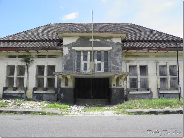Padang Heritage Building
