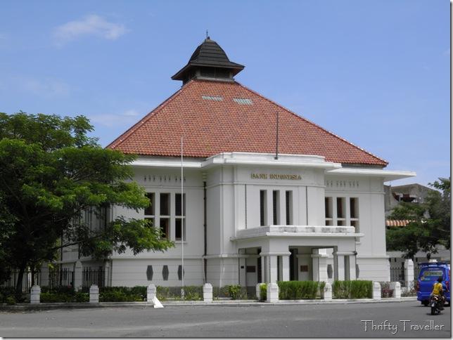 Former De Javasche Bank building, Padang