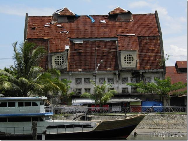 Former Padang headquarters of the Nederlandsche Handel-Maatschappij