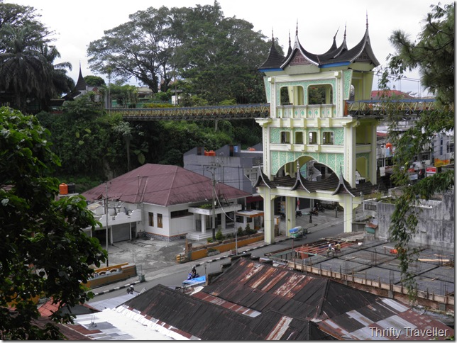 Jambatan Limpapen, Bukittinggi