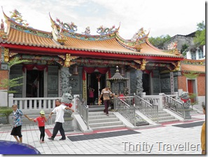 Chinese Temple, Padang