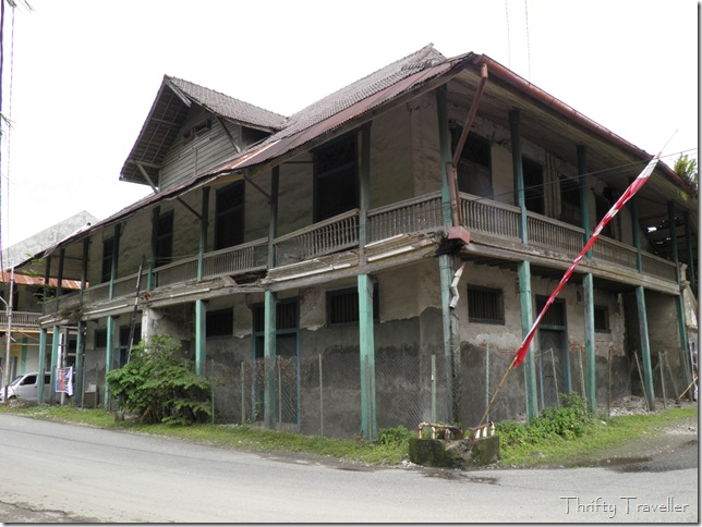 Old Building in need of TLC in Padang