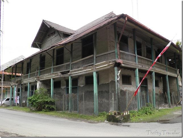 Old Building in need of TLC in Padang