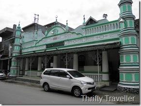 Masjid Muhammadan, Padang