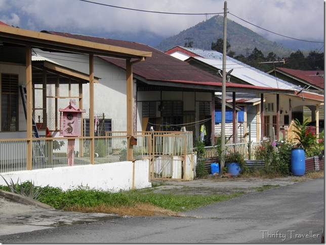 Tras New Village, 2013