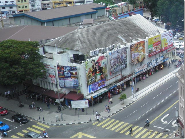 Odeon Cinema, Jalan TAR