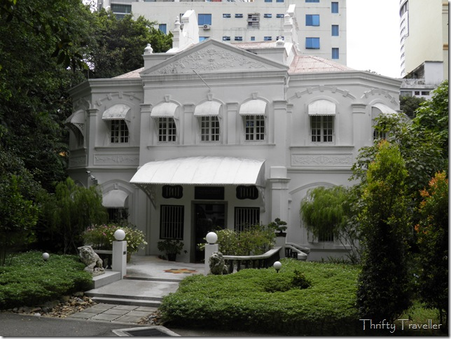 Loke Mansion, Medan Tuanku
