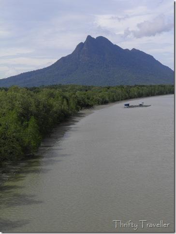 Gunung Santubong