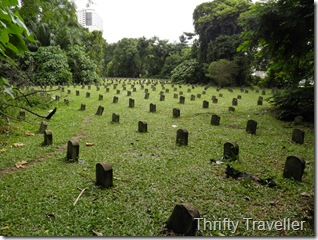 Unknown WWII Graves
