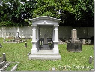 Japanese Cemetery Kuala Lumpur