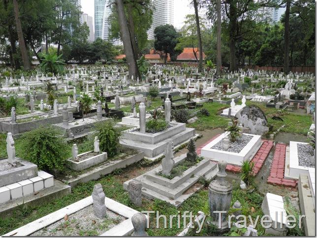 Ampang Road Muslim Cemetery