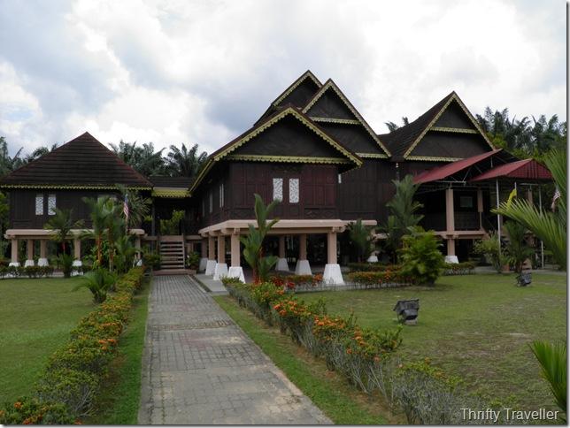 Raja Melewar Palace