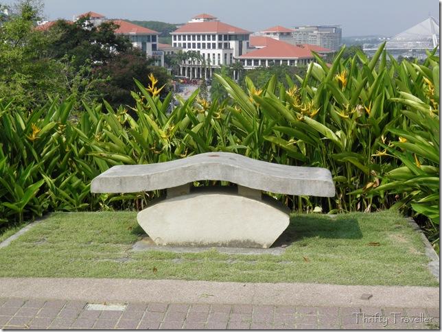 Park Bench at Taman Putra Perdana, Putrajaya