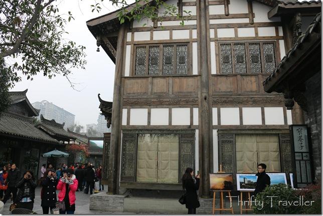 Zhaixiangzi Alley, Chengdu