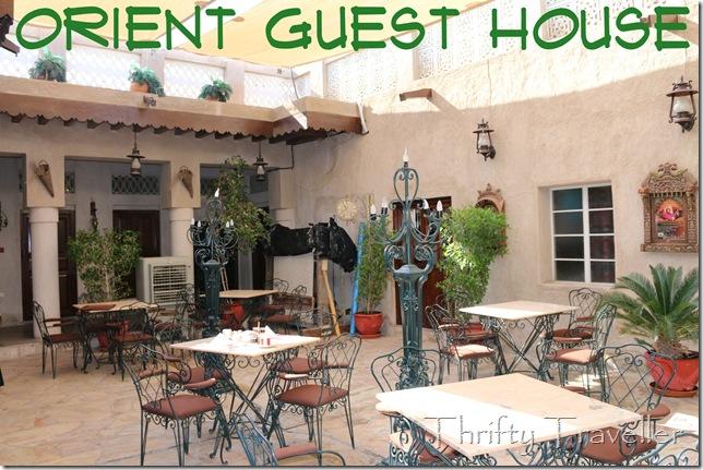 Orient Guest House, Bastakiya, Dubai