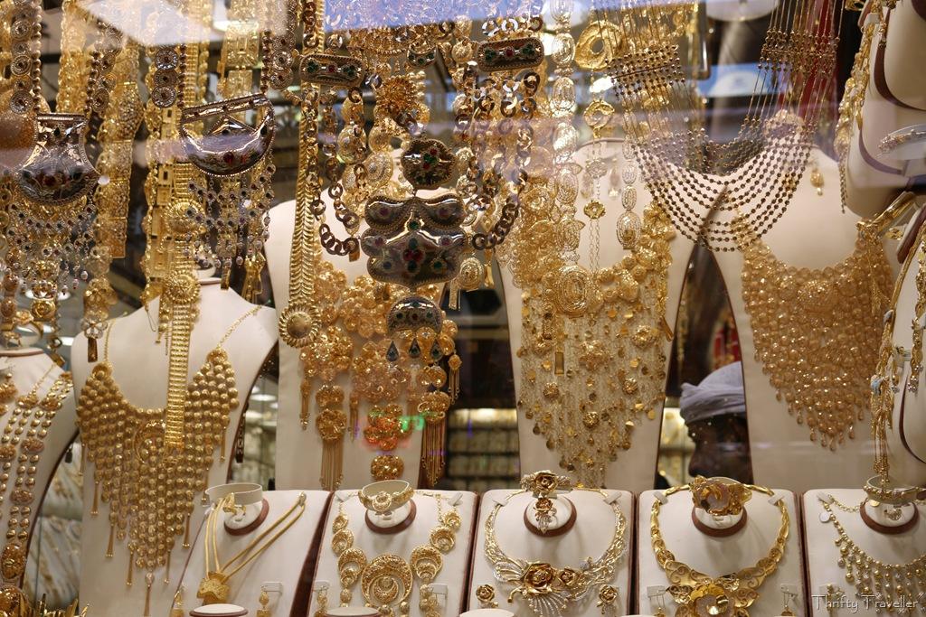Top 10 Dubai Attractions – No.3, Spice Souq and Gold Souq | The ...