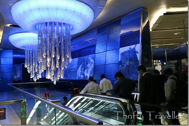 Burjuman Metro Station, Dubai