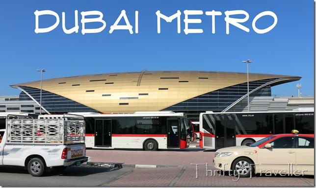 Ibn Battuta Metro station, Dubai