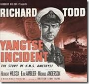 Yangtse Incident Movie Poster