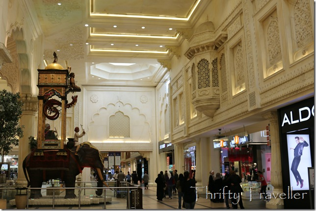 India Court, Ibn Battuta Mall, Dubai