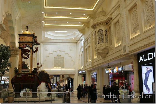 India Court, Ibn Battuta Mall, Dubai
