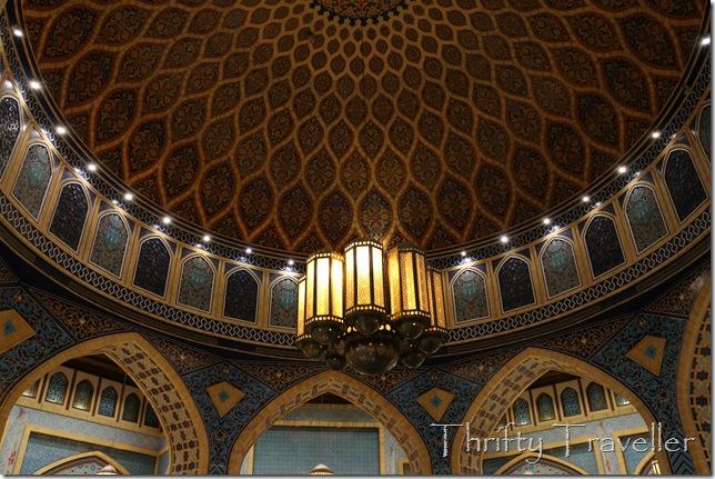 Dome of Persia Court, Ibn Battuta Mall