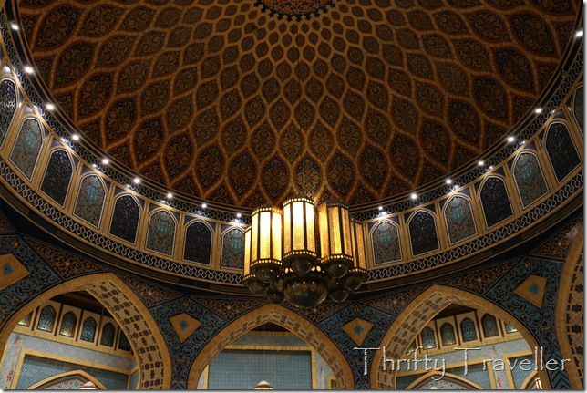 Dome of Persia Court, Ibn Battuta Mall