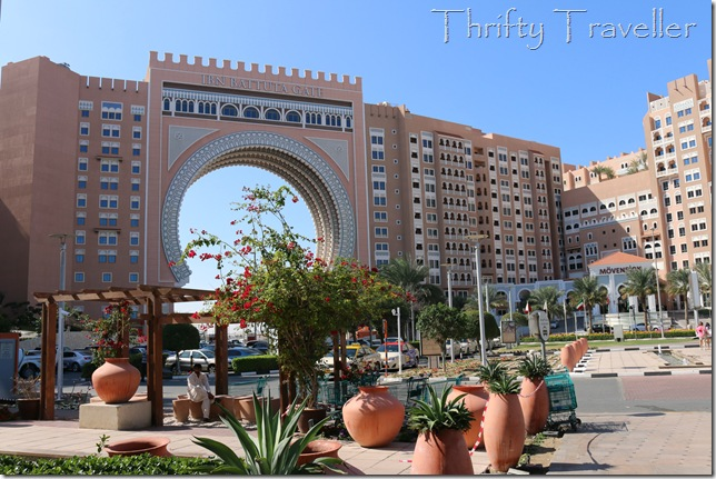 Movenpick Hotel Ibn Battuta Mall