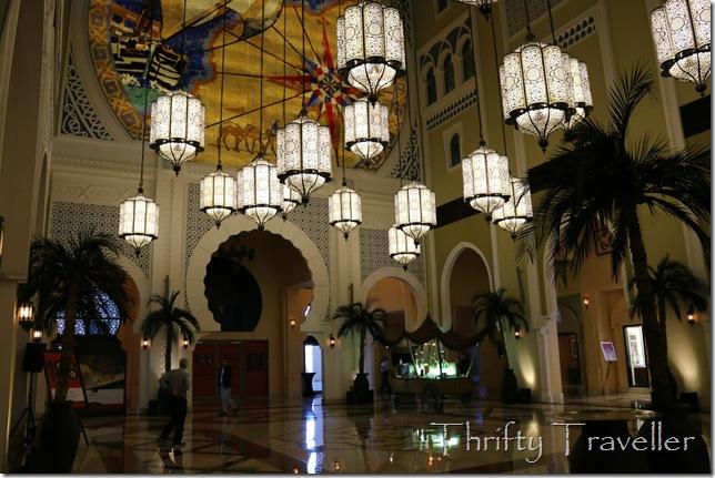 Interior of Movenpick Hotel, Ibn Battuta Mall