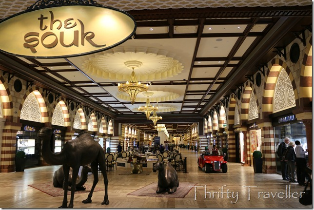 The Souk at Dubai Mall