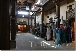 Traditional Souq at Madinat Jumeirah
