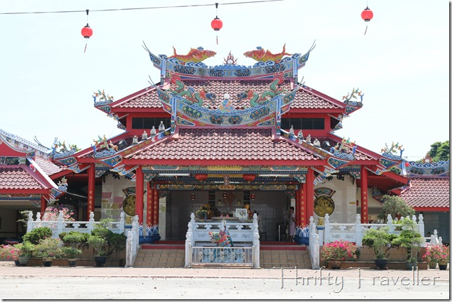 Chinese Temple, Kg. Coldstream