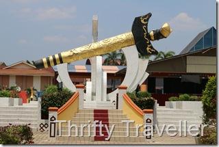 Keris Statue, Dataran Keris , Alor Gajah
