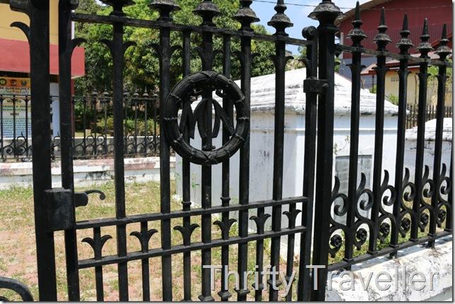 British Graveyard, Alor Gajah