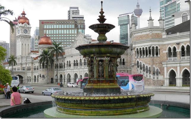 Queen Victoria Fountain, Kuala Lumpur