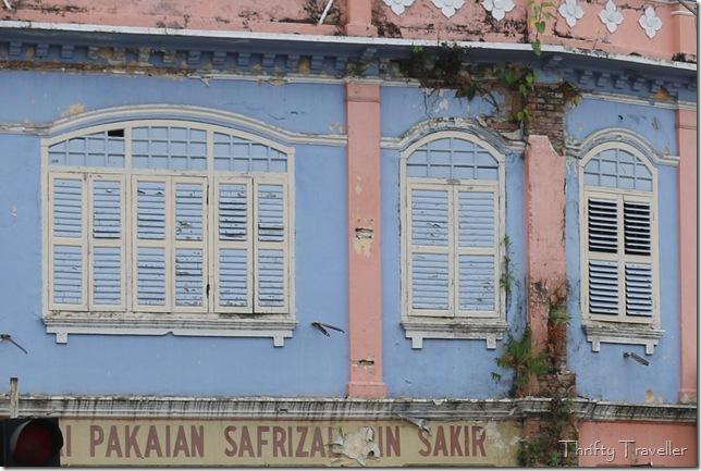 Masjid Tanah Shophouse