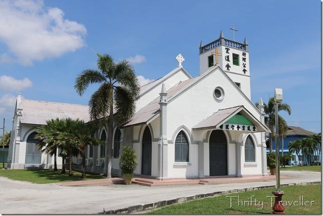 Pioneer Methodist Church, Kampung Koh, Sitiawan