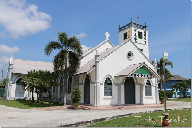Pioneer Methodist Church, Kampung Koh, Sitiawan