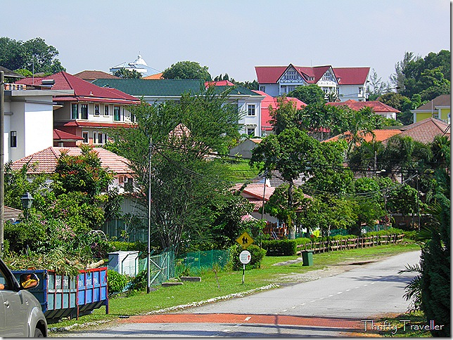 View of Country Heights, Kajang