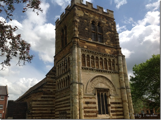 St Peter's Church, Northampton
