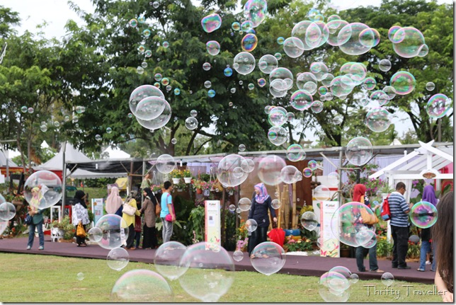 Plenty of fun activities at Putrajaya Floria 2014