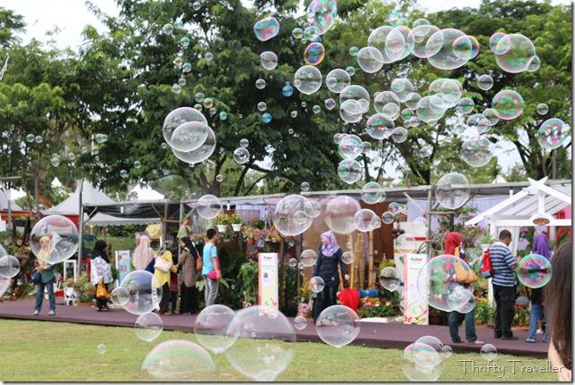 Plenty of fun activities at Putrajaya Floria 2014