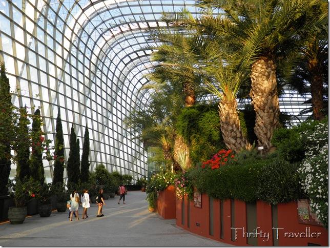 Flower Dome, Singapore
