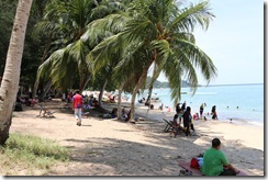 Teluk Batik Beach, Lumut