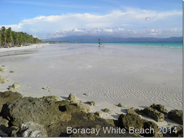 Boracay White Beach 2014