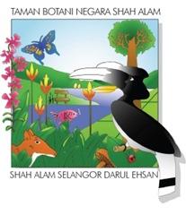 Taman Botani's new logo