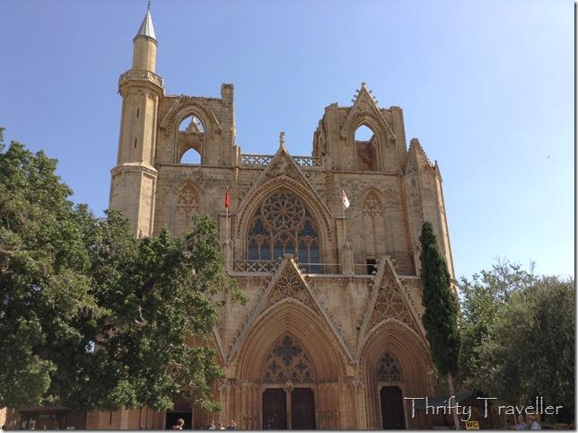 Lala Mustafa Pasa  Mosque, Famagusta